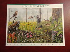 The First 10 NATURE OF AMERICA STAMP SHEETS