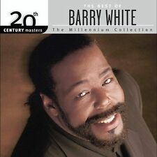 SEALED CD - Barry White - The Millennium Collection - Greatest Hits!!!