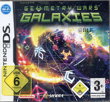 Nintendo DS + GEOMETRY WARS GALAXIES + Shooter + Arcade + Klassiker + Kampf