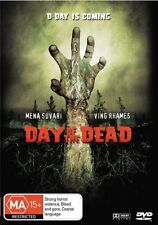 Day Of The Dead (DVD, 2008)-FREE POSTAGE