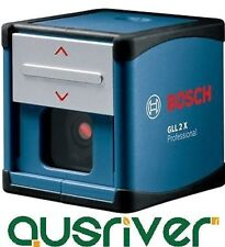Brand New Bosch GLL 2 X GLL2X Professional Self Level Cross Line Laser Leveler