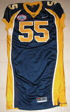 CALIFORNIA GOLDEN BEARS GAME WORN HOLIDAY BOWL JERSEY!