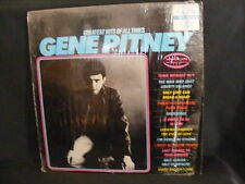 Gene Pitney 'Greatest Hits Of All Times' LP