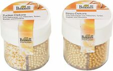 Birkmann Zucker-Dekore Tortenverzierung Champagner 75g /1kg 63 € MHD abgelaufen