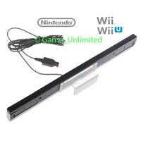 Original Nintendo Wii Sensor Bar Rvl-014 (Bulk Packaging) New