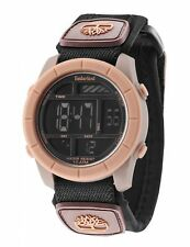 Timberland Duston Tbl14501jpbn Multifunctional Watch Black