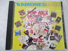 Ramones-MANIA-CD COME NUOVO