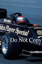 Mario Andretti JPS Lotus 79 F1 Season 1978 Photograph 2