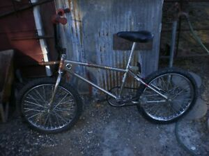 Mongoose rare one owner 1979 used old school BMX bike mongoose parts motomag