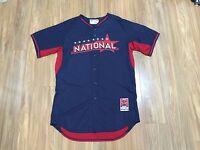 Majestic 2014 MLB National League All Star Game Baseball Jersey Sz 48 Minnesota