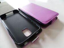 % FLEXI Handy Tasche Hülle Cover Lila r Schutzhülle Samsung Galaxy Ace NXT