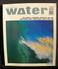 Surfline'S Water Magazine 2003 Spring Vol.2 #1 Surfing Hawaii Surfer Longboard