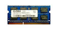 EBJ21UE8BFU0-DJ-F Elpida 4GB PC3-10600 DDR3-1333MHz non-ECC Unbuffered CL9 204-P