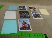 Wholesale Lot 12 Leanin tree old man indian Wolf musical Greeting Cards
