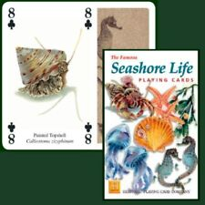 Heritage Playing Cards - The Famous Seashore Life - NEW & SEALED