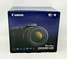 Canon PowerShot SX530 HS 16MP Digital Camera Brand New In Box!