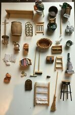 1/12th DOLLS HOUSE KITCHEN ITEMS