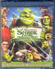 Blu-ray SHREK L'ULTIMO CAPITOLO