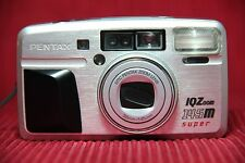 PENTAX IQZoom 145M Super38-145mm Point and Shoot Film Camera