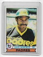 DAVE WINFIELD 1979 Topps Baseball Trading Card #30 ~ San Diego Padres