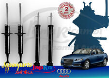 4 Front Shock Absorbers + Rear Audi A4 from 2000 a 2009 Japko
