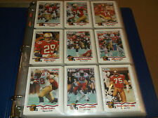 1994 JOGO CFL SET (310) CANADIAN FOOTBALL LEAGUE LIMITED EDITION