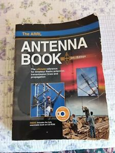 The ARRL Antenna Book 21st EDITION (No CD)