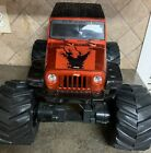 New Bright Jeep Scale Crawler Hard Body for HPI RC4WD TRX4 SCX10 Parts Only