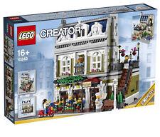 Lego CREATOR Expert Parisian Restaurant 10243 New Sealed Box