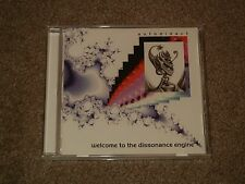 AUTODIDACT: Welcome To The Dissonance Engine (CD, Music, Electronic Rock, New)