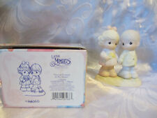 Enesco Precious Little Moments Porcelain Figure You're Forever in My Heart