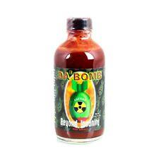 """DA'BOMB BEYOND INSANITY"" -  Extreme Hot Chilli Sauce 135,600 Scovilles"
