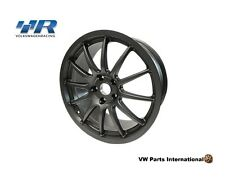 "Racingline VWR 8J x 18"" ET45 5x112 Alloy Wheels Satin Graphite Grey Finish"