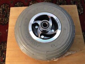 (1) Cheng Shin 260x85 Electric Mobility Scooter Wheel,Tire & Rim 3.00-4,10×3