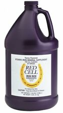 Farnam Red Cell Yucca Flavored Iron Mineral Rich Supplement For Horses 1 Gallon