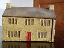 Stone Country Farm House Model Railway Building. (No1)