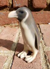 """Vtg Royal Copenhagen Porcelain Penguin Denmark 1283 3 3/4"""" Tall Mint Anna Trap!"""