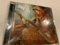 LAMENTO WORLD DEVOID OF EMOTION JAPAN ORIGINAL OST CD ANIME SOUNDTRACK AUTHENTIC
