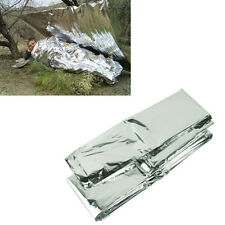 Thin Emergency Blanket Rescue Curtain Outdoor Life-saving Survival Blanket  E1