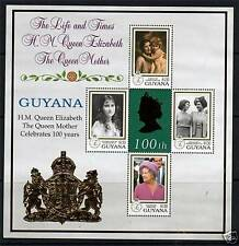 Royalty Central & South American Stamps