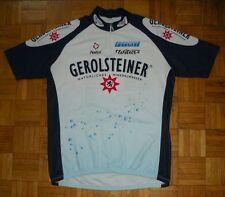 "Gerolsteiner ""6"" Nalini Fiat Maglia Cycling Shirt Trikot Jersey Rad"