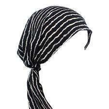 Women Hat Muslim Stretch Turban Bonnet Chemo Cap Hair Loss Head Scarf Headwrap