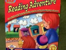 Elf Reading Adventure Pc Cd-Rom (English/Spanish) Ages 4-7