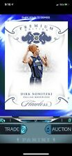 Panini Dunk Dirk Nowitzki Flawless 1/1 Digital Card