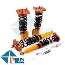 For Mazda Savanna RX7 RX-7 S4 S5 FC3S Adjustable Coilover 24 Damper Coil Struts