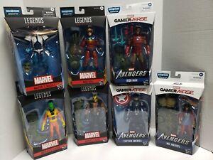 New Marvel legends Gamerverse Abomination Wave in Hand All 7 figures!