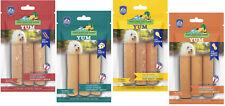 Himalayan Yaky Yum 4.5oz Pet Snack Bully Stick Treat Flavors USA Made yackyYum