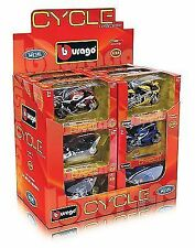Burago - MV Agusta F3 Serie ORO 2012 Motorcycle Model Scale 1 18