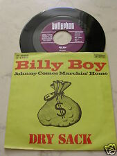 DRY SACK Billy Boy / Johnny Comes Marchin´Home *RARE BELGIUM 70s POP*