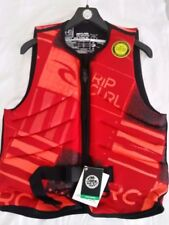 life jacket ripcurl dawn patrol waterski vest neoprene kids sizes wakeboard